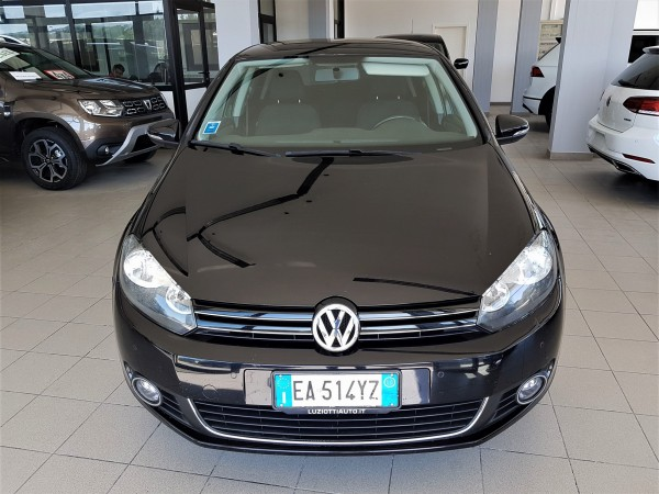 GOLF 1.4 TSI DSG GPL HIGHLINE