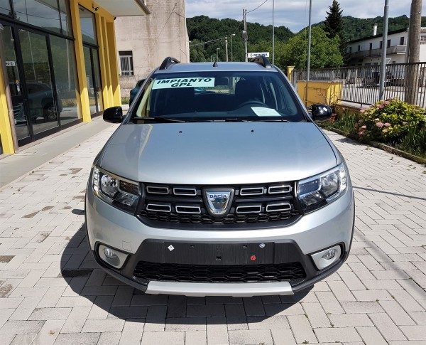 SANDERO STEPWAY 1.0 TCe 100 GPL 15TH