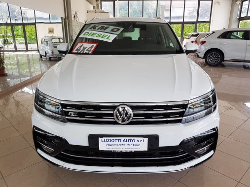 TIGUAN 2.0 TDI DSG 4 MOTION R-LINE ADVANCED