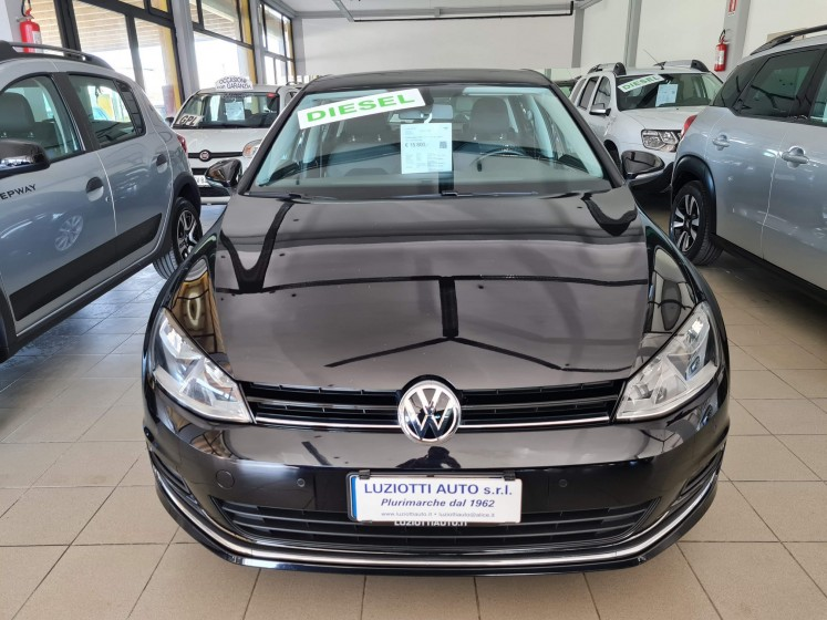 GOLF 1.6 TDI 110CV HIGHLINE